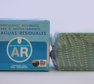 Biocubo ARC fuera de la caja